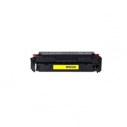 Toner HP Adaptable Jaune 415A Sans puce (W2032A/2022A)