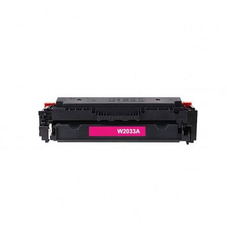 Toner HP Adaptable Magenta 415A Sans puce (W2033A/2023A)