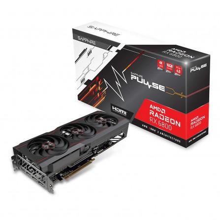 Carte Graphique Sapphire PULSE Radeon (RX 6800 16GB)