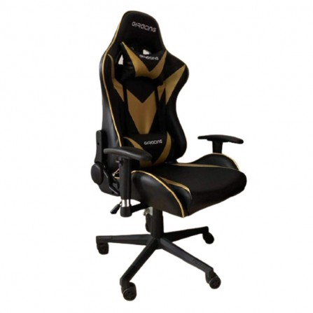 Chaise Pilote Gaming - Gold (4400015052-GOLD)