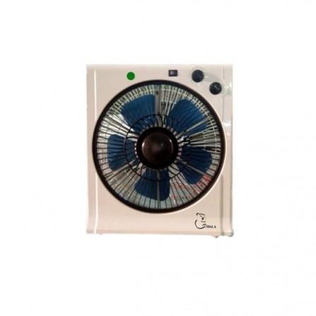 Ventilateur de Table COALA Oasis 45W - Blanc (VO)