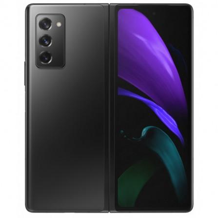 Téléphone Portable Samsung Galaxy Z Fold 2 - Noir (SM-ZFOLD2-Bk)