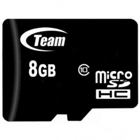 Carte Mémoire TEAMGROUP Micro SD 8go Class 10 (TUSDH8GCL1002)