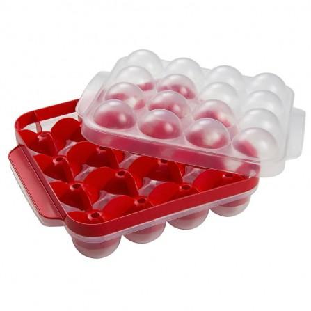 Moule à Boulettes de Viande Prêt pour 16 Boulettes de Viande (SNPL21334)