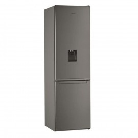 Réfrigérateur WHIRLPOOL 360Litres 6éme Sens - Inox (W7911I-OX-AQUA)