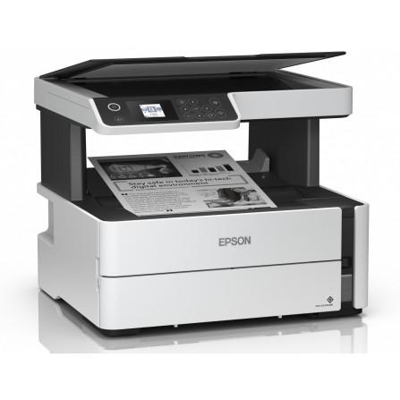 Imprimante Jet d'encre EPSON ECOTANK ET-M2170 3en1 Monochrome - (C11CH43403)