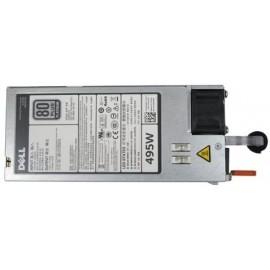 Bloc d'alimentation Unique Hot-Plug (1+0) 495 W CusKit (405-AANM)
