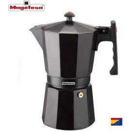 Cafetière Colombia 3 Tasses Magefesa - Noir (MGCA49013)