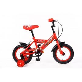 Vélo 12 G Enfant Happy Park - Zimota - Rouge (10042001)