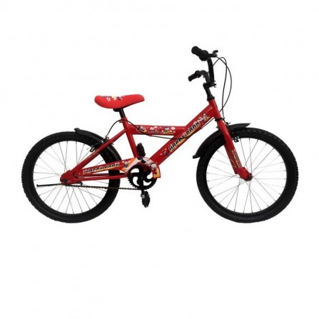 Vélo 16 G Happy Park - Zimota - Rouge (10046001)