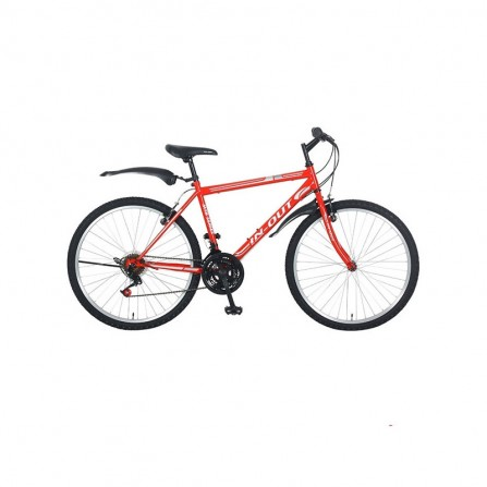 Vélo VTT IN-OUT Mtb 26 - Zimota - Rouge (10016001)