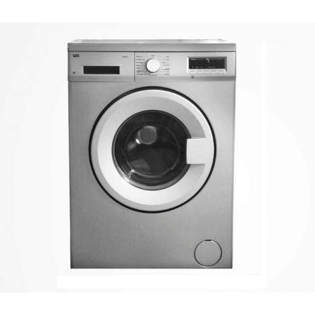Machine à Laver Automatique SEG 8Kg - 1200Tr/min - Silver (MAL1254S2)