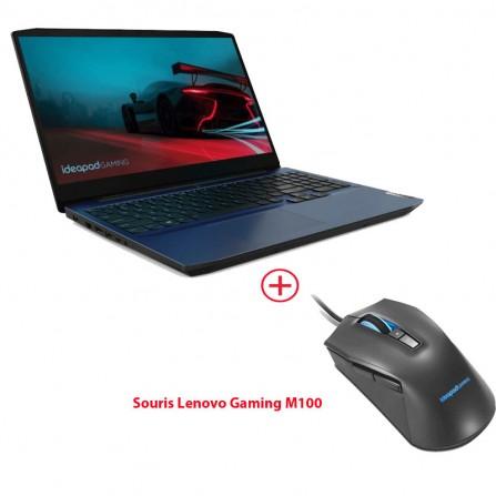 PC Portable LENOVO Gaming 3 AMD Ryzen 16Go 512Go SSD (82EY00H3FG)