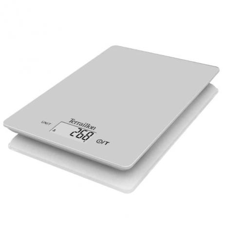 Balance de Cuisine électronique 5kg Classic 5 - Terraillon - Silver (14658)