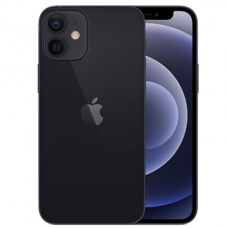iPhone 12 Mini 64 Go - Noir (MGDX3AA-A)