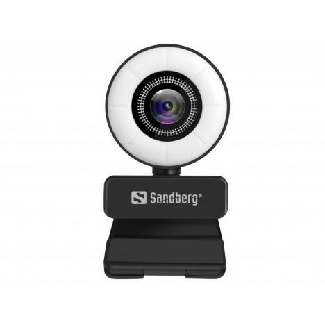 Webcam SANDBERG Streamer USB (134-21)