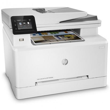 Imprimante 4en1 HP LaserJet Pro M283fdn Couleur Ethernet (7KW74A)