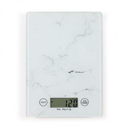 Balance de Cuisine Electronique - LIVOO - Blanc (DOM451)