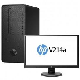 Pc De Bureau HP PRO 300 G6 i5 10é Gén 4Go 1To -Noir (294U7EA)