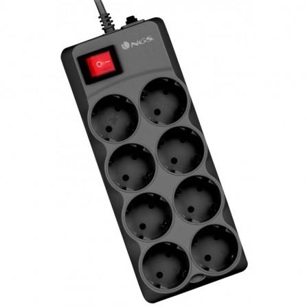Multiprise de protection avec interrupteur NGS (GRID800)