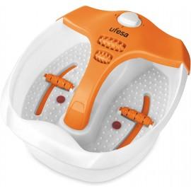 Hydro-Masseur pour Pieds UFESA - Blanc/Orange (BH5700)