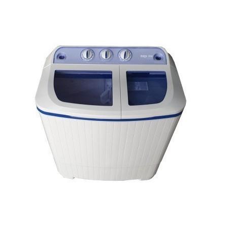 Machine à Laver Mega Star Semi-Automatique - 9Kg - Blanc (MACH-XPB905)