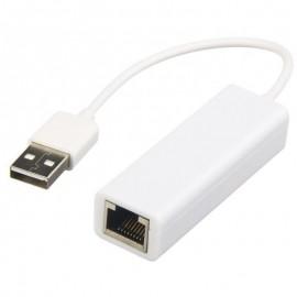 Adaptateur USB blanc(1300300)
