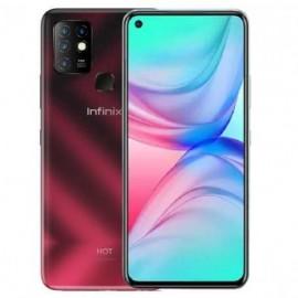 Smartphone INFINIX HOT 10 - 4Go - 64GO - Amber Red (X682B-AR)