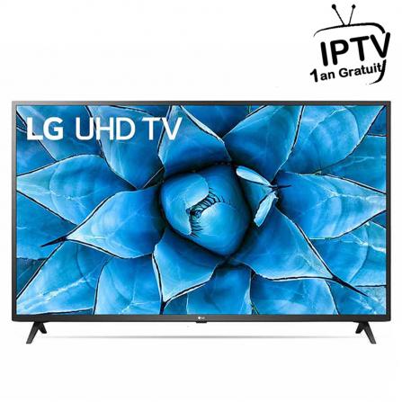 """Téléviseur LED HD LG 32"""" + RÉCEPTEUR INTÉGRÉ - NOIR (32LM550BPVA.AFTE) + ABON IPTV 1AN"""