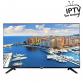 "Téléviseur Telefunken 43"" M83 LED Full HD - Noir (TV43M83)+ ABON IPTV 1AN"