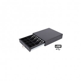 Tiroir Caisse 14E USB (14E-USB-BK)