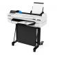 "Traceur HP Grand Format  DesignJet T530 24"" Avec Impression mobile - Blanc (5ZY60A)"