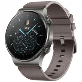 Montre Connectée HUAWEI Watch GT2 Pro - Silver (ANDES-B29-S)