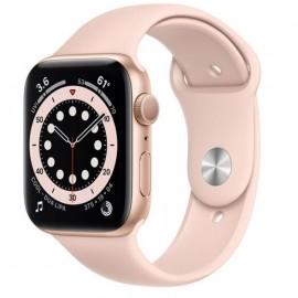 Montre Connectée Apple Séries 6 44mm - Rose (M00E3LL-A)
