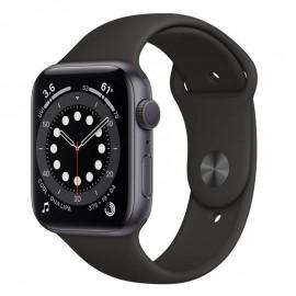 Montre Connectée Apple Séries 6 44mm - Noir (M00H3LL-A)