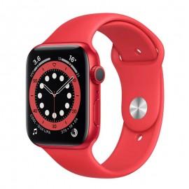 Montre Connectée Apple Séries 6 44mm - Rouge (M00M3ZP-A)