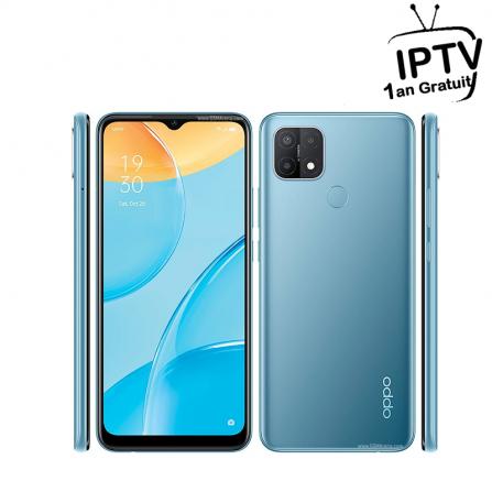 Smartphone OPPO A15 - Bleu (A15-oppo)