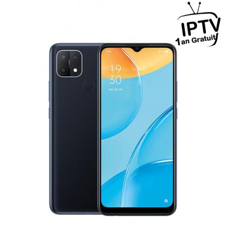 Smartphone OPPO A15 - Noir (A15-oppo)