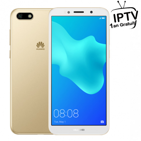 Smartphone HUAWEI Y5 Prime 2018 4G Gold