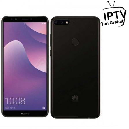 Smartphone Huawei Y7 Prime (2018) Noir