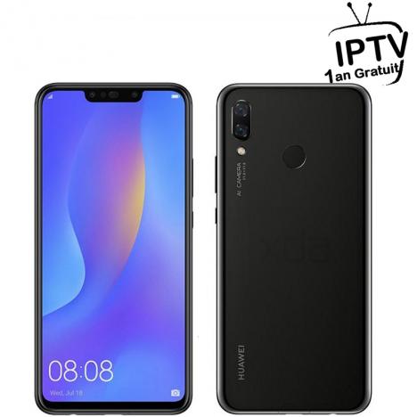 Smartphone HUAWEI NOVA 3I - 4G NOIR (NOVA3I-BLACK)