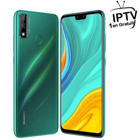 SMARTPHONE HUAWEI Y8S- 4Go - 64Go - VERT (Y8s-Green)
