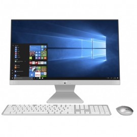 PC de bureau All-in-One Asus Vivo AiO V241FAK i7 8è Gén 8 Go Blanc (V241FAK-WA110T)