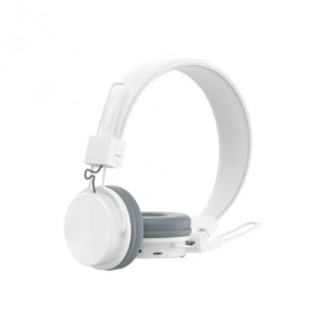 Casque Sans Fil MP3 Best Sound M44 / Blanc (MM44/86-WH)