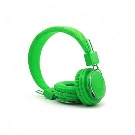 Casque Sans Fil MP3 Best Sound M44 / Vert (MM44/86-VR)