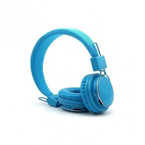 Casque Sans Fil MP3 Best Sound M44 / Bleu (MM44/86-BL)