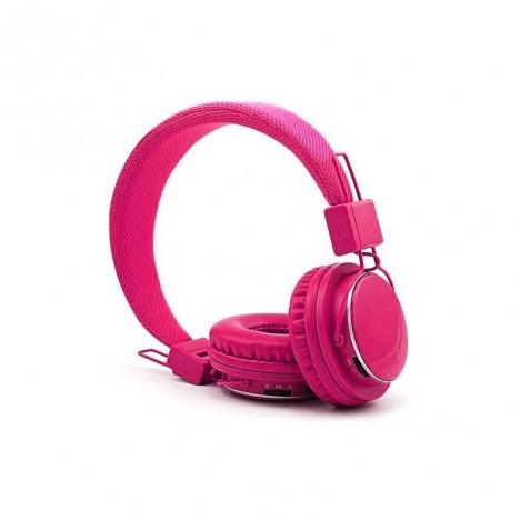 Casque Sans Fil MP3 Best Sound M44 / Rose (MM44/86-PK)