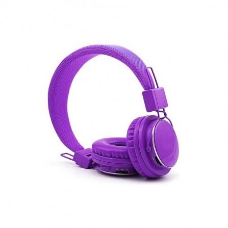 Casque Sans Fil MP3 Best Sound M44 / Violet (MM44/86-VI)