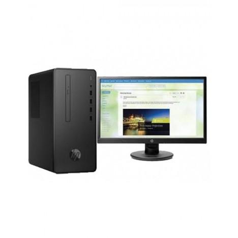 Pc De Bureau HP PRO 300 G6 Dual Core 4Go 1To -Noir (294U5EA)