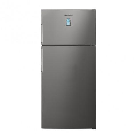Réfrigérateur TELEFUNKEN 625L Silver (FRIG-643I)